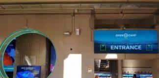 CCharmex y Samsung displays de señalización digital el Open Camp