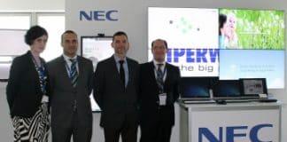 NEC Display Solutions refuerza su posición en el canal con su participación en IMagine event