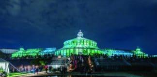 SGM ilumina la Noche de la Cultura 2015