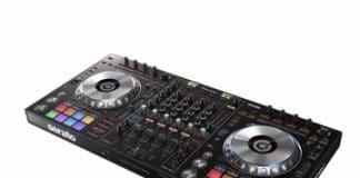 Lo último en control: Pioneer DJ lanza el DDJ SZ,  controlador profesional de 4 canales para Serato DJ
