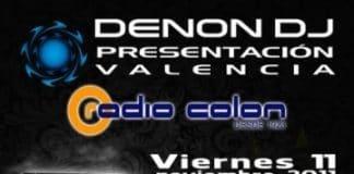 Demostración DENON DJ en Radio Colón (Valencia)