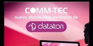COMM-TEC comercializará los productos de la marca DATATON