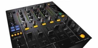 La mezcla perfecta– la DJM 850 de Pioneer combina tecnología del futuro con las funciones favoritas de los DJs