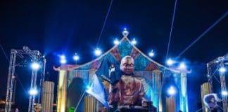 EDC Orlando 2015 late con el sonido de D.A.S. Audio