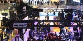 Novedades de iluminación profesional de EES en Afial 2014