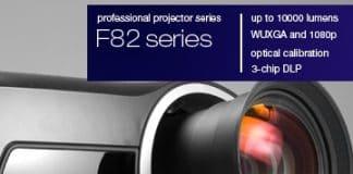 projectiondesign® redefine la proyección de alto rendimiento en 3 chip DLP®