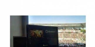 Un sistema Ovation para los LA Galaxy