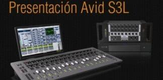 Comienza la gira de presentación del sistema Avid S3L