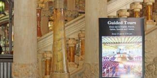 Charmex y Poster Digital se unen para dotar al Palau de la Música Catalana con el sistema de cartelería digital más avanzado de España