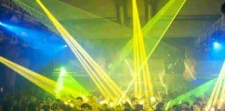 UVEEFEUVE y los nuevos BEAMR7 Light Control by MUSICSON