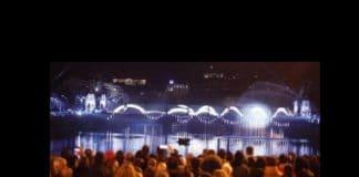 Proyección de 20 proyectores 20K en San Sebastián por EIKONOS