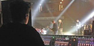 Paul Weller de gira por Europa con Vi6 de Soundcraft