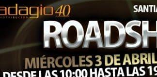 Y ahora RoadShow 2013 en SANTIAGO DE COMPOSTELA!!!
