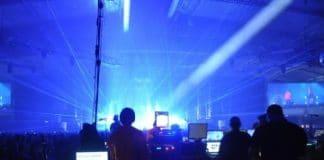 Ditec Comunicaciones lleva a cabo toda  proyección y realización de vídeo del  Sónar 2013