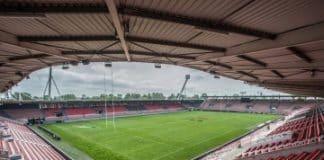 D.A.S. Audio en el Stade Ernest Wallon de Toulouse (Francia)