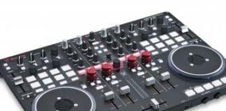 Vestax presenta el nuevo VCI 400