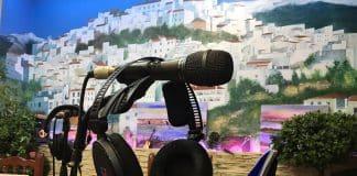 Joaquin Herrera escoge micrófonos y auriculares de Audio-Technica
