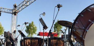 micrófonos de Audio-Technica y Allen Heath iLive en Sinfónica de Málaga