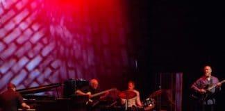 Trípodes Gravity exitoso estreno con grandes estrellas del jazz