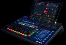 Consola de iluminación LightShark de WORK PRO en Prolight & Sound 2017