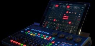 Un nuevo concepto de consola de iluminación de WORK PRO en Prolight & Sound 2017