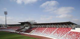 Los principales estadios de Jordania equipados con sistemas D.A.S.