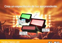 Nuevas adiciones a la Familia de Flashes LED de ELAN