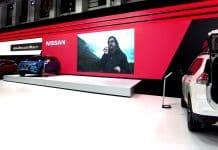 Eikonos proveedor Nissan en Automobile Barcelona