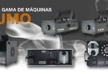 Máquinas de humo de Kinson dos nuevos modelos