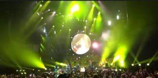 Montaje de conciertos musicales y los Pesos Pesados de la Sonorización