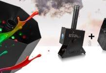 máquinas de efectos especiales SILENCE, nuevo distribuido StarLights
