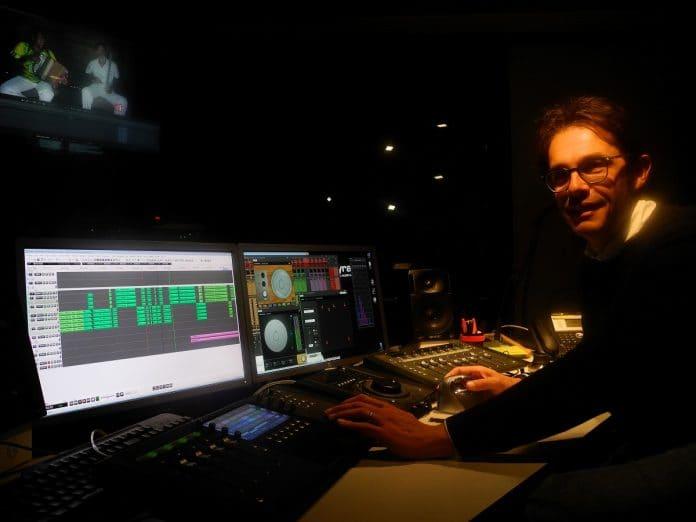 Merging Technologies Pyramix y el audio inmersivo en RFI
