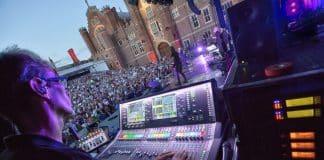 Micrófonos dinámicos hipercardioides con Bryan Ferry en su gira
