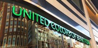 Las tiendas más representativas de Benetton funcionan con ECLER