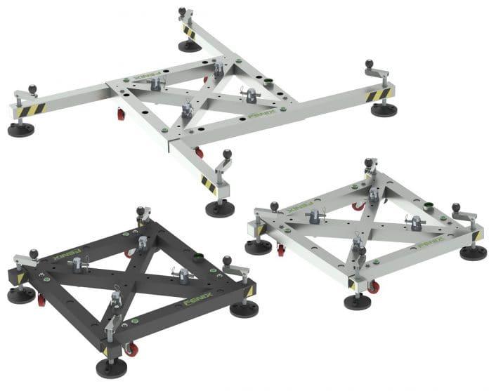 estructuras truss facilidad en el montaje y desplazamiento