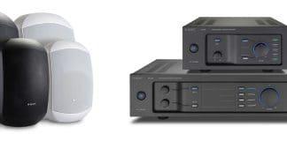 Mezcladores de la Serie MA de Apart Audio y Brecintos MASK-C