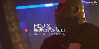 Conoce los nuevos modelos de auriculares HDJ-X10 de Pioneer DJ