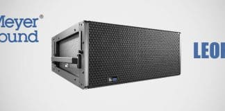 Nuevo sistema Leopard de Meyer Sound