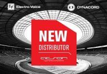 Acson nueva distribucion sonido profesional