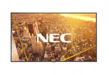 NEC, integración y simplicidad con las nuevas pantallas de la Serie C para uso comercial