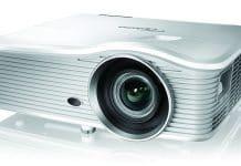 Nueva gama de proyectores 515ST de Optoma
