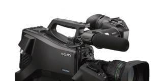 Sony mejora su gama básica de sistemas de cámara compatibles con las producciones 4K  y HDR