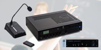 Kit de megafonía para escuelas A-240KIT de Optimus