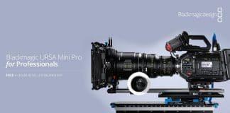 URSA Mini Pro por Avacab Audiovisuales y Blackmagic Design
