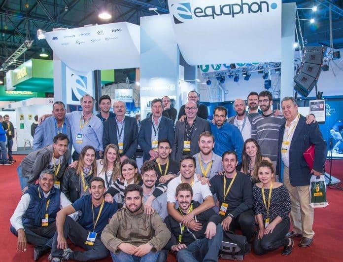 Powersoft y Equaphon presentes en CAPER 2017