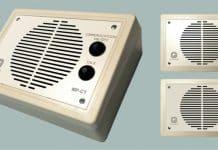 Sistema de intercomunicación punto a punto de 6 W de potencia de OPTIMUS