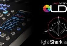 Consola de iluminación LightShark, DE WORK PRO en LDI 2017