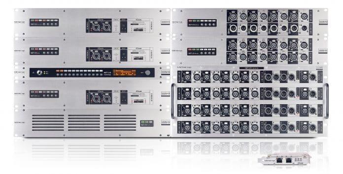 SSL presenta cuatro nuevos dispositivos Dante y AES67 Network I/O