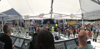 Sistema SSL Live en La 'Festa dels Súpers' del Club Super3