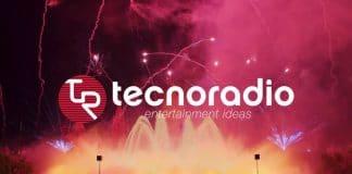 Tecnología láser de alta potencia en el piromusical de la Mercè 2017 gracias a TECNORADIO